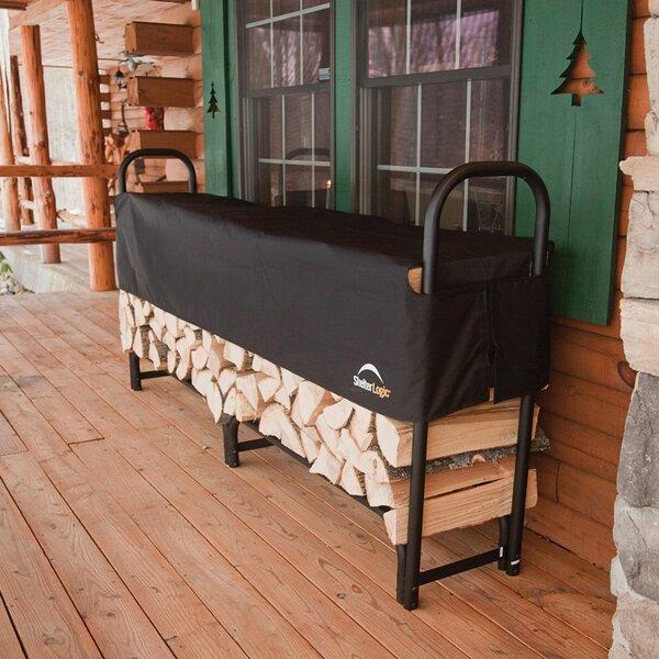 Log Rack by ShelterLogic