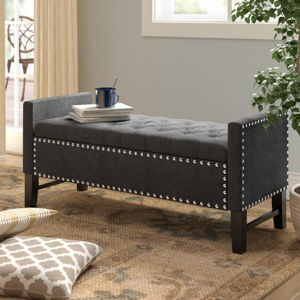 Tess Storage Bench by Alcott Hill