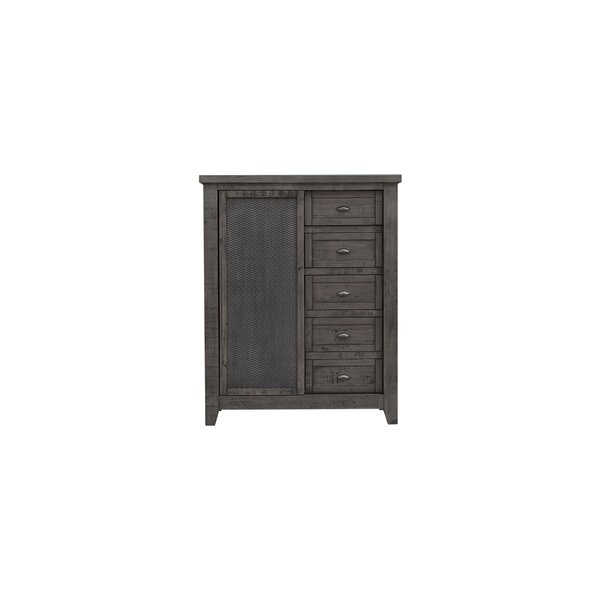 Roberson 5 Drawer Accent Chest by Union Rustic