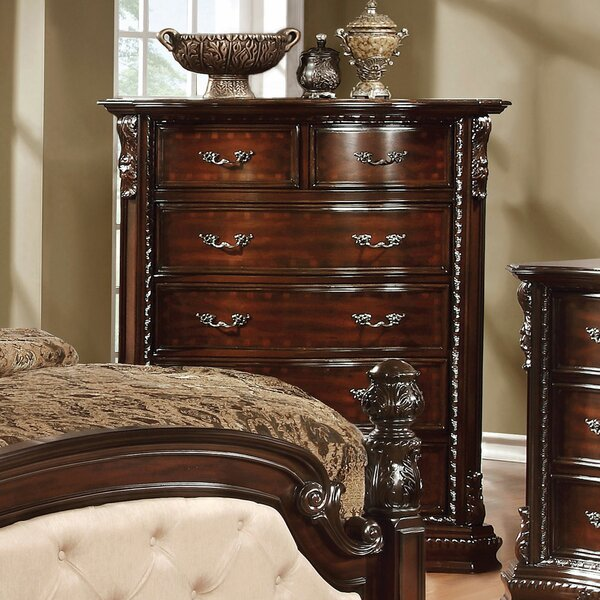 Fussell 6 Drawer Chest by Astoria Grand