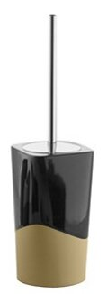 Namibia Free Standing Toilet Brush and Holder by Gedy by NameeksNamibia Free Standing Toilet Brush and Holder by Gedy by Nameeks