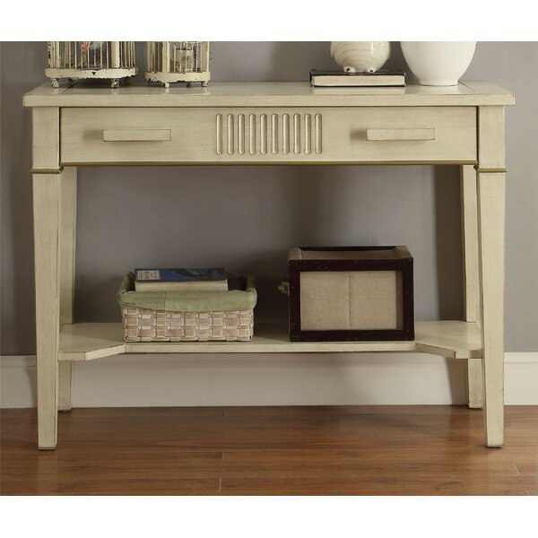 Fidela Console Table By August Grove