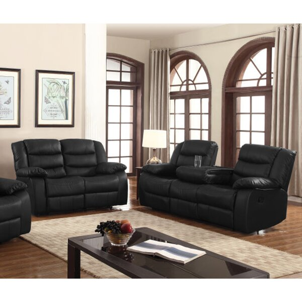 Cleckheat 2 Piece Reclining Living Room Set by Red Barrel Studio