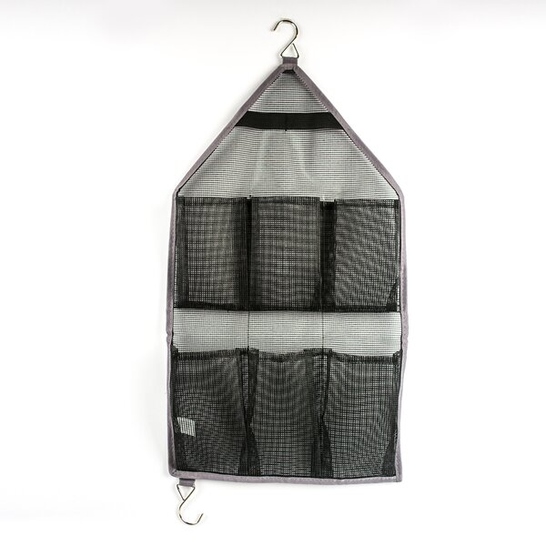 Mesh Bathroom Organizer by Rebrilliant