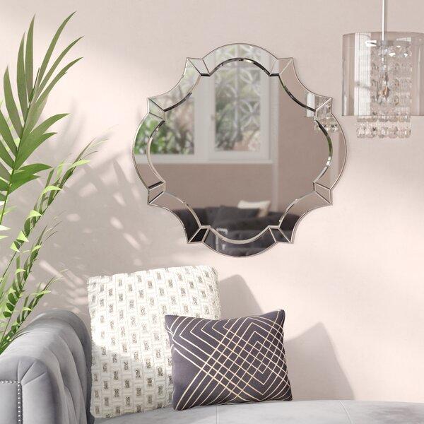 Mirror Framed Wall Mirror by Willa Arlo Interiors