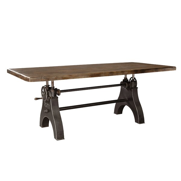 Solomon Dining Table by 17 Stories