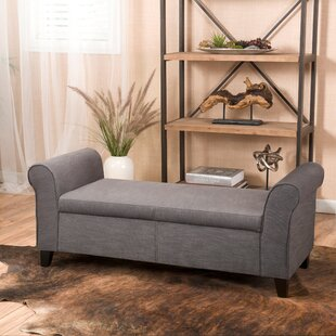 Purchase Varian Upholstered Storage Bench By Alcott Hill