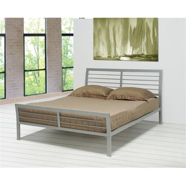 Glastbury Platform Bed by Ebern Designs
