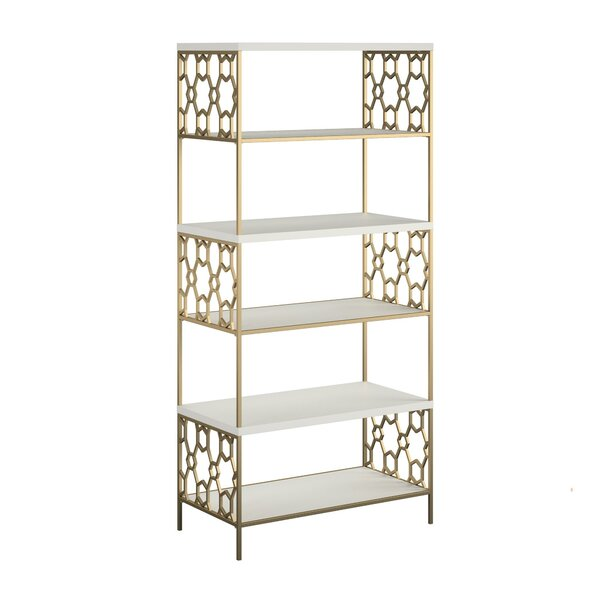 Ella Standard Bookcase By CosmoLiving By Cosmopolitan