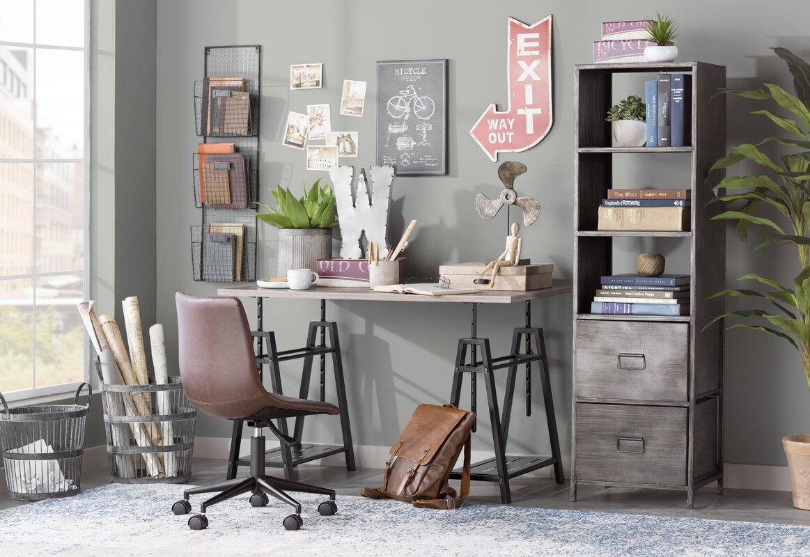 Trent Austin Design Shannon Height Adjustable Writing Desk