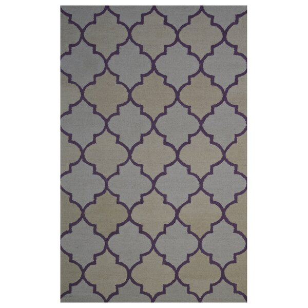 Wool Hand-Tufted Pale/Ivory Area Rug by Eastern Weavers