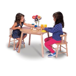Inexpensive Bentwood-Back Kids Desk Chair ByWhitney Brothers