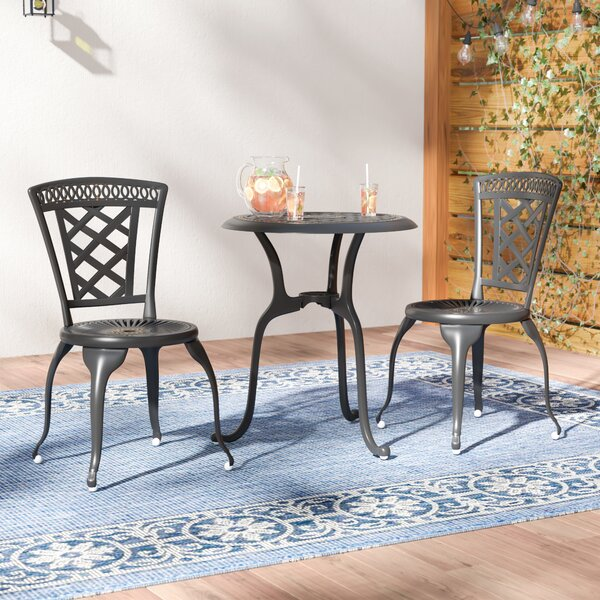Callicoon 3 Piece Bistro Set by Fleur De Lis Living