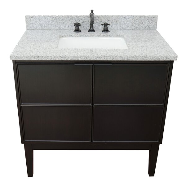 Emerystone 37 Single Bathroom Vanity Set by Gracie Oaks