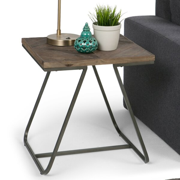 Summey End Table by Williston Forge