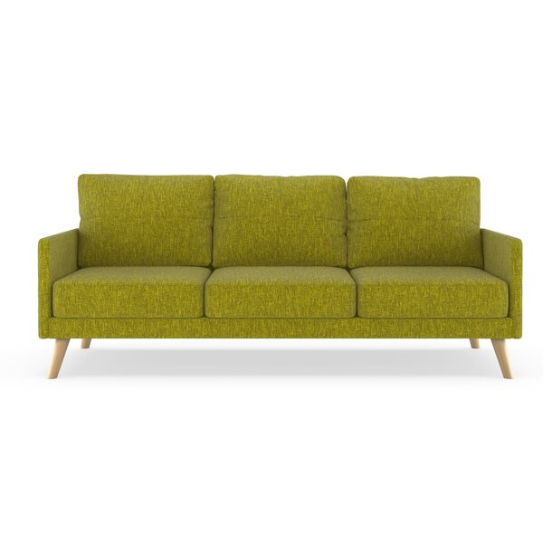 Crader Pebble Weave Sofa by Corrigan Studio
