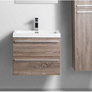 Inch Rustic Bathroom Vanities Youll Love Wayfair - 24 inch rustic bathroom vanity