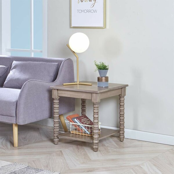 Review Weddle End Table