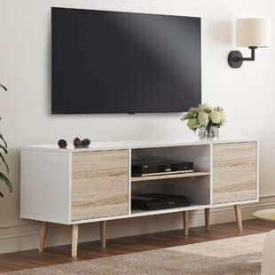 Rennick TV Stand for TVs up to 60 by Millwood Pines