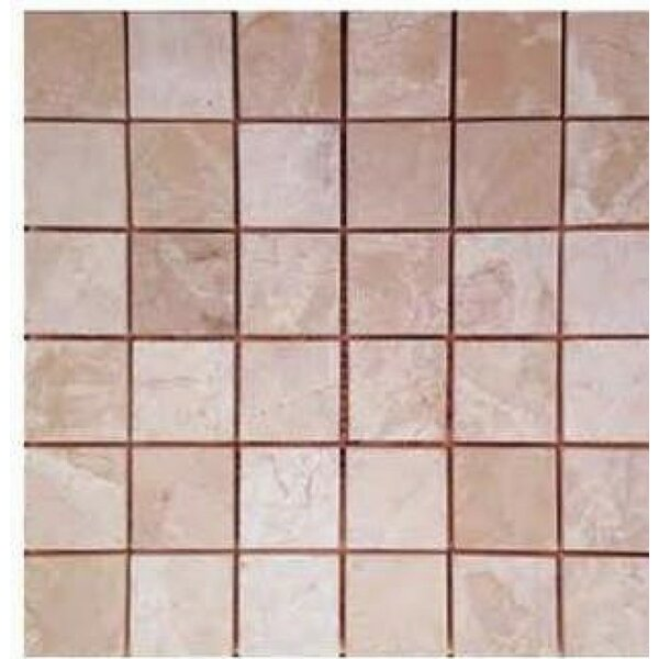 2 x 2 Mosaic Tile in Diana Royal by Ephesus Stones