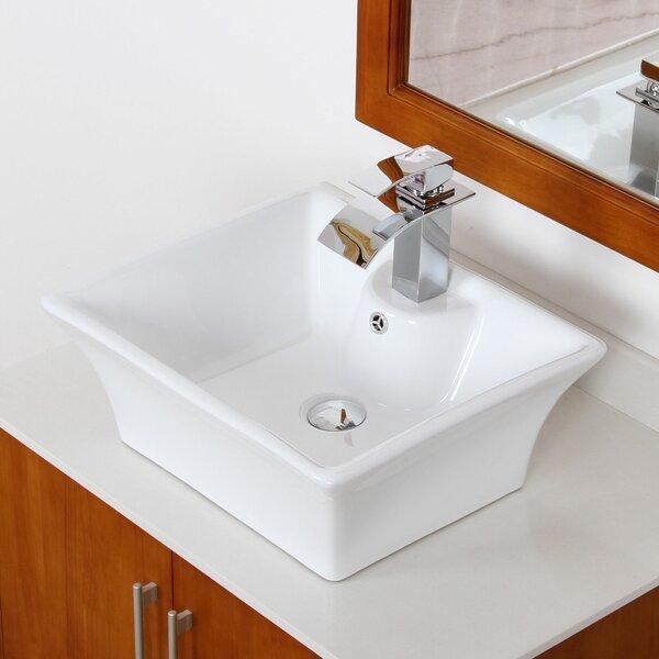 Bathroom Waterfall Faucet by Elite