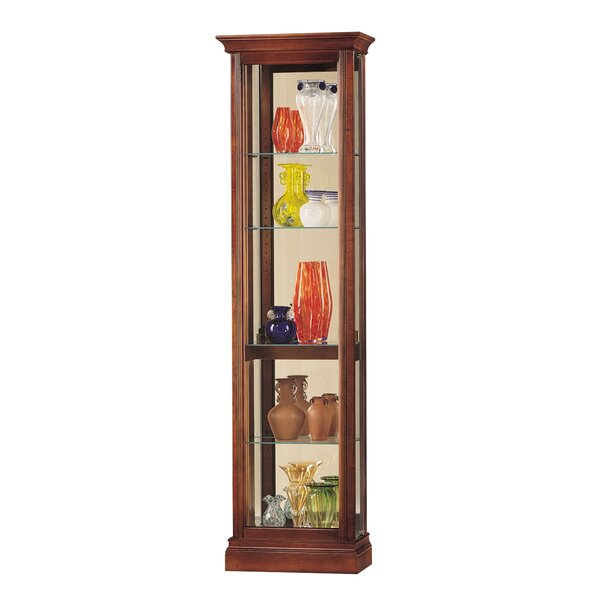 Brantner Curio Cabinet by Darby Home Co