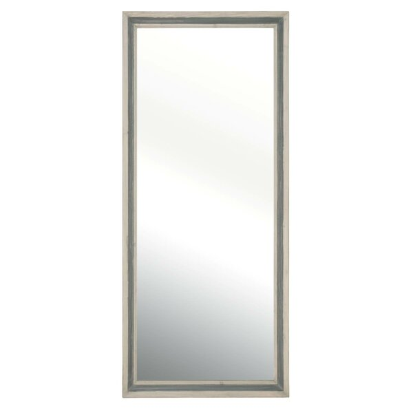 Rectangle Wall Mounted Mirror by Rosecliff Heights