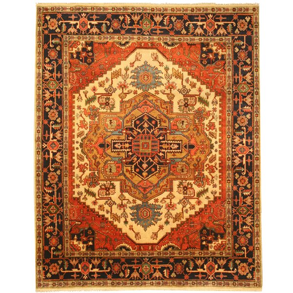 Geoffrey Hand Knotted Area Rug by The Conestoga Trading Co.