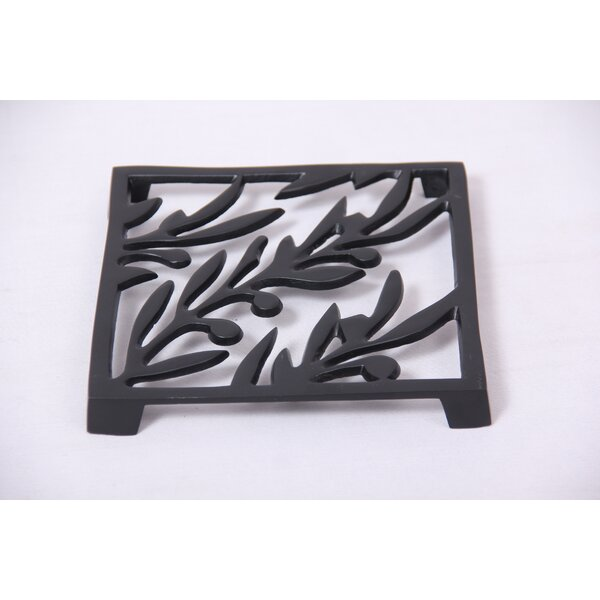 Fern Trivet by Oak Idea Imports