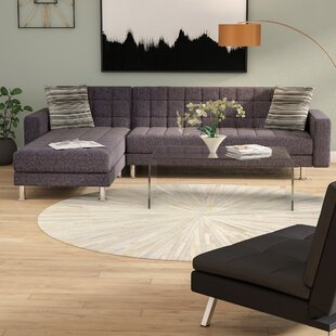 Firth Sleeper Sectional by Wade Logan