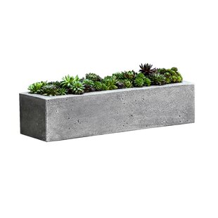 Rollingwood Cast Stone Planter Box