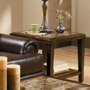 Belvedere End Table by Woodhaven Hill