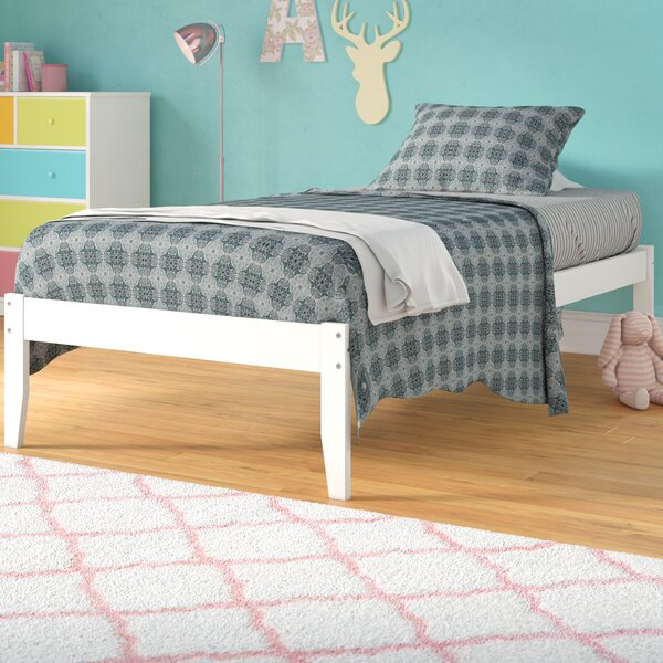 Bolick Extra Long Twin Platform Bed by Isabelle & Max