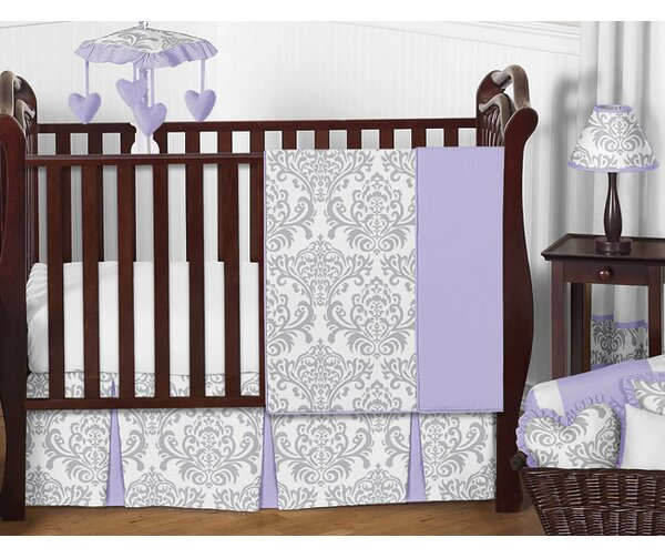 Elizabeth 11 Piece Crib Bedding Set by Sweet Jojo Designs