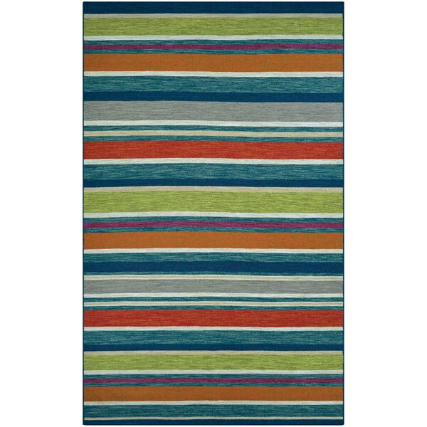 Cordero Hand-Woven Indoor/Outdoor Area Rug by Ebern Designs
