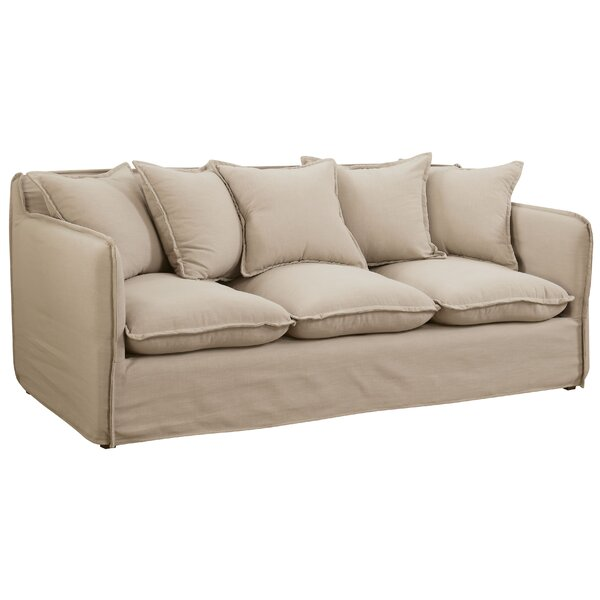 Kamanda Transitional Sofa by Ebern Designs