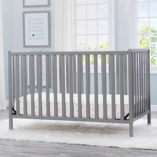 Heartland 4-in-1 Convertible Crib by Delta Children