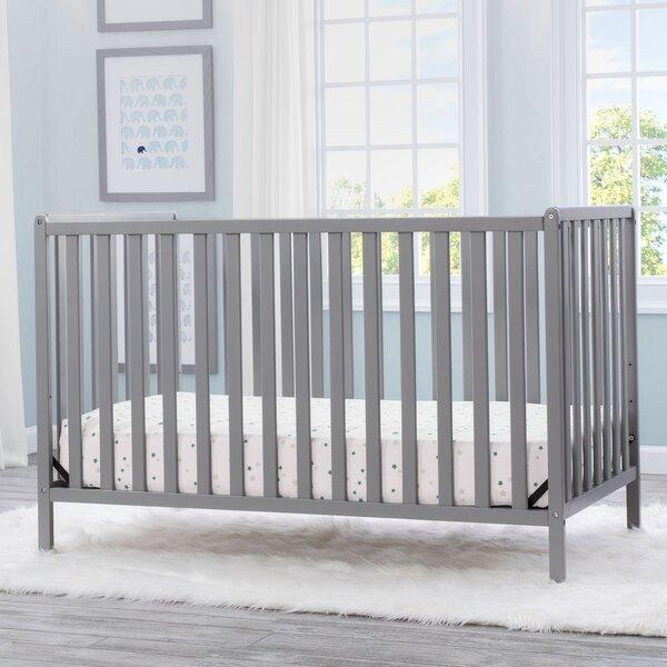 Heartland 4-in-1 Convertible Crib by Delta Childre