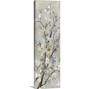 Blossom II by PI Studio Painting Print on Wrapped Canvas by Great Big Canvas