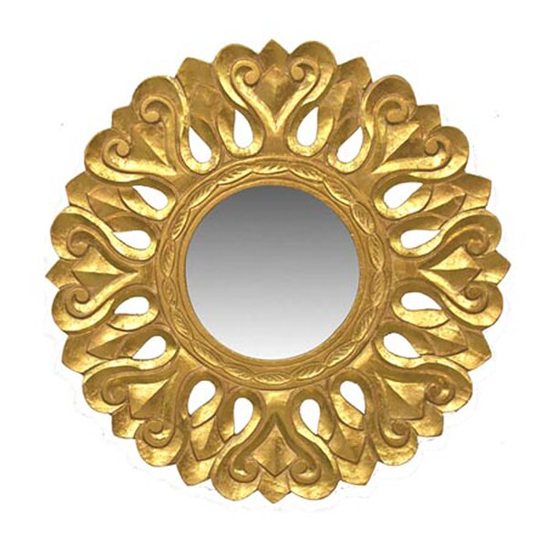 Mariah Accent Mirror by Astoria Grand