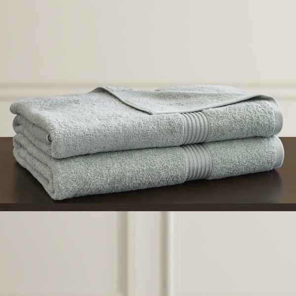 Patric 2 Piece Towel Set by The Twillery Co.