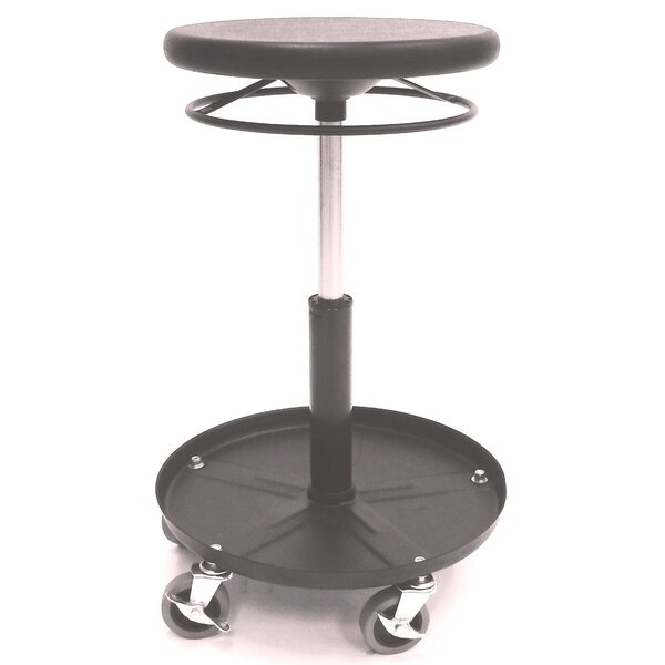 Welding Height Adjustable Lab Stool by Symple Stuff