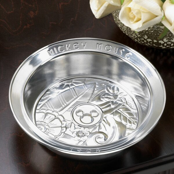 Mickey Mouse Flora Serving Dish by Zingz & Thingz