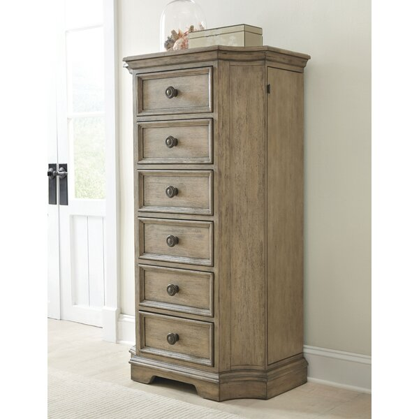 Vaucluse 6 Drawer Lingerie Chest by Feminine French Country