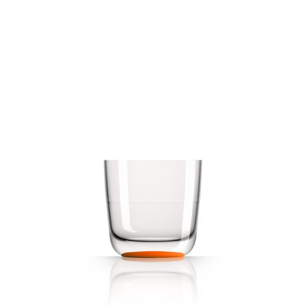 French Water/Juice 10 oz. Plastic Every Day Glass (Set of 2) by Zipcode Design