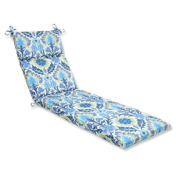 Rockhill Indoor/Outdoor Chaise Lounge Cushion by Alcott Hill