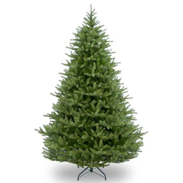 Norway Green Spruce Artificial Christmas Tree with Stand by National Tree Co.