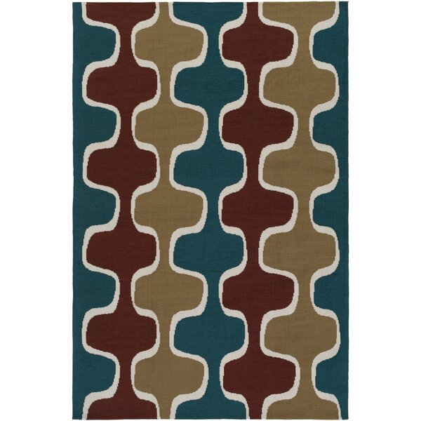 Zack Multi Area Rug by George Oliver