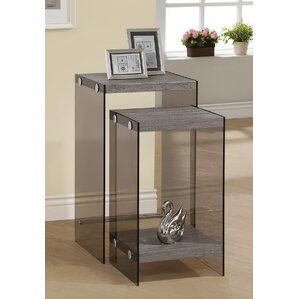 2 Piece Nesting Tables by Wildon Home ?