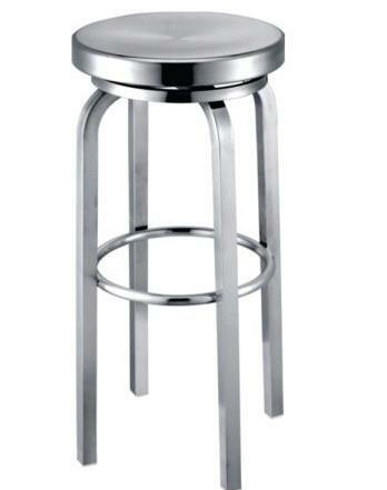 Hicklin Backless Swivel Bar Stool by Ebern Designs